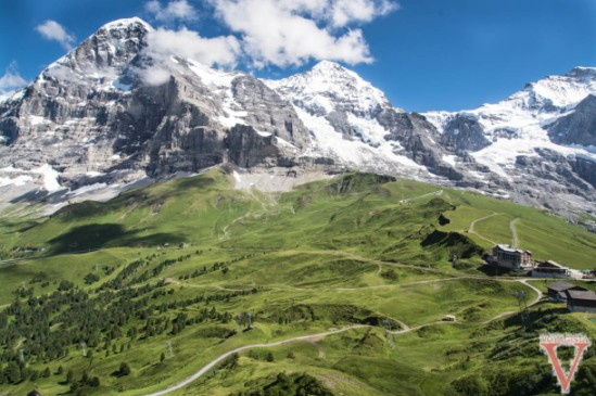 Eiger face nord suisse