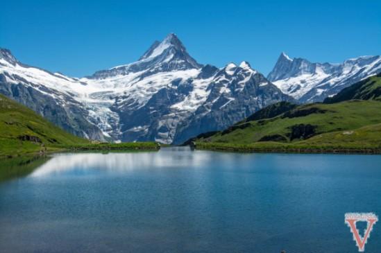 a côté de Grindelwald