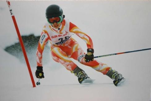Pour les sceptiques, ma carrière loupée de championne de ski