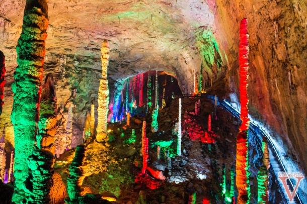 Grotte du dragon Zhangjiajie